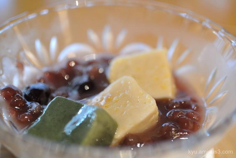 dessert namafuzennzai Kyoto