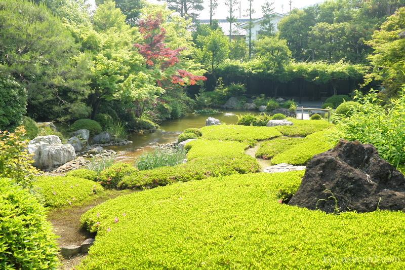 garden Taizouin temple Kyoto