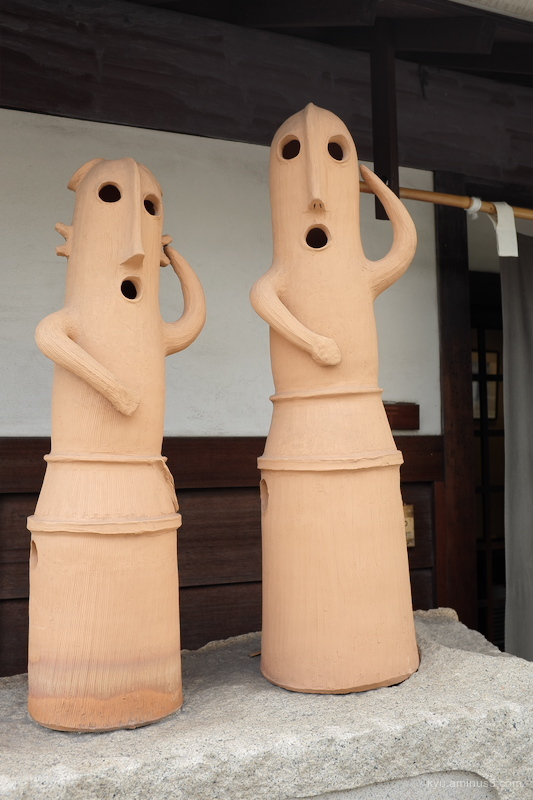 clay-figure Kurashi