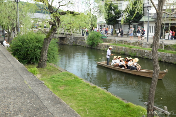 Historical-streetscape Kurashiki