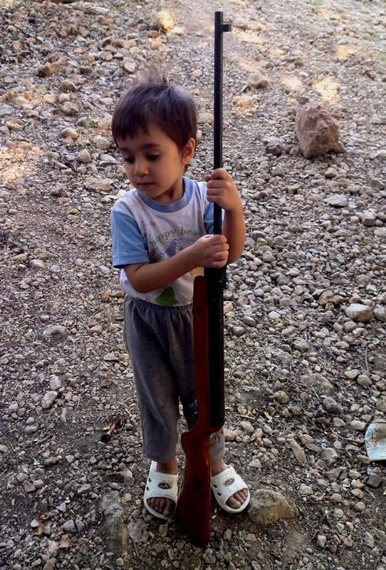 boy gun fun