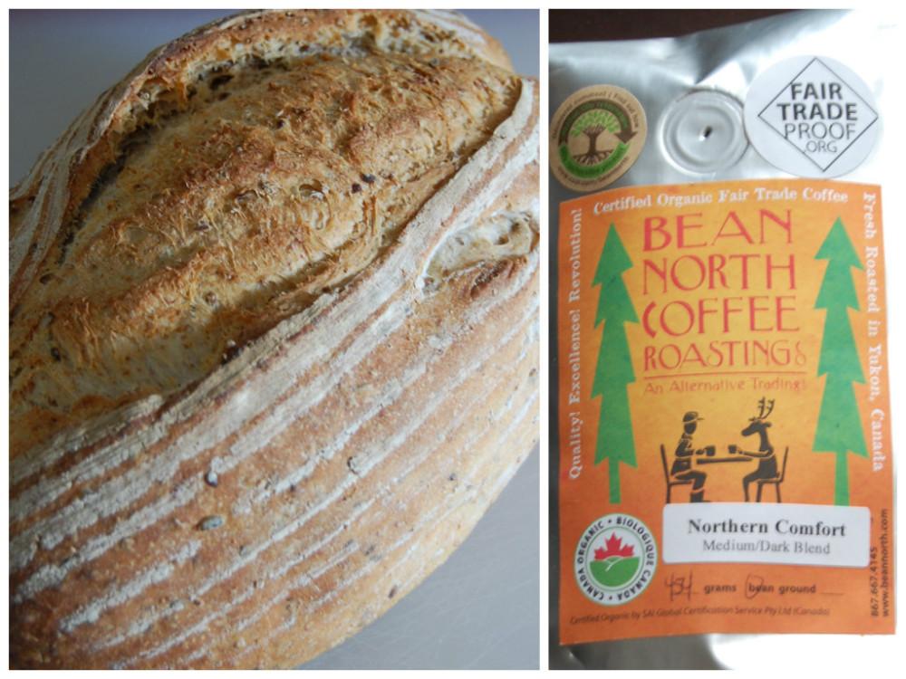 Local bread & Coffee
