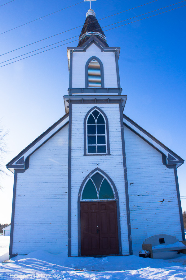 Church in Hecla MB