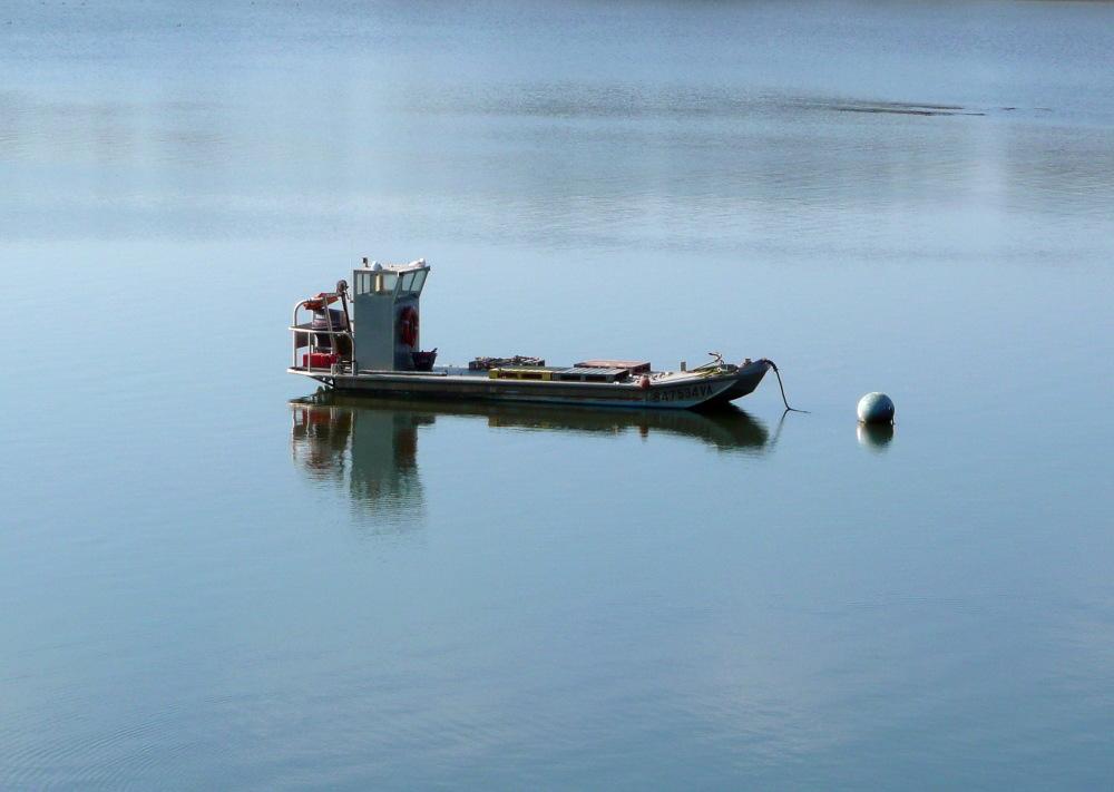barque dans le Golfe