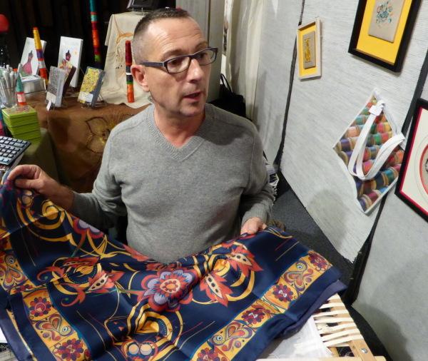 Pascal JAOUEN :  L'ARTISTE, enfin ....