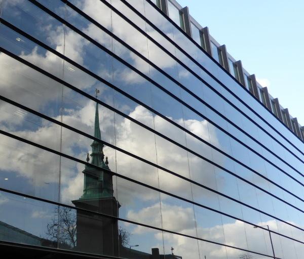 Entre passé et modernité -2- Londres