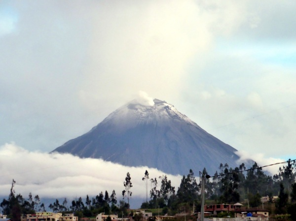 VOYAGE EN EQUATEUR la vallée des volcans