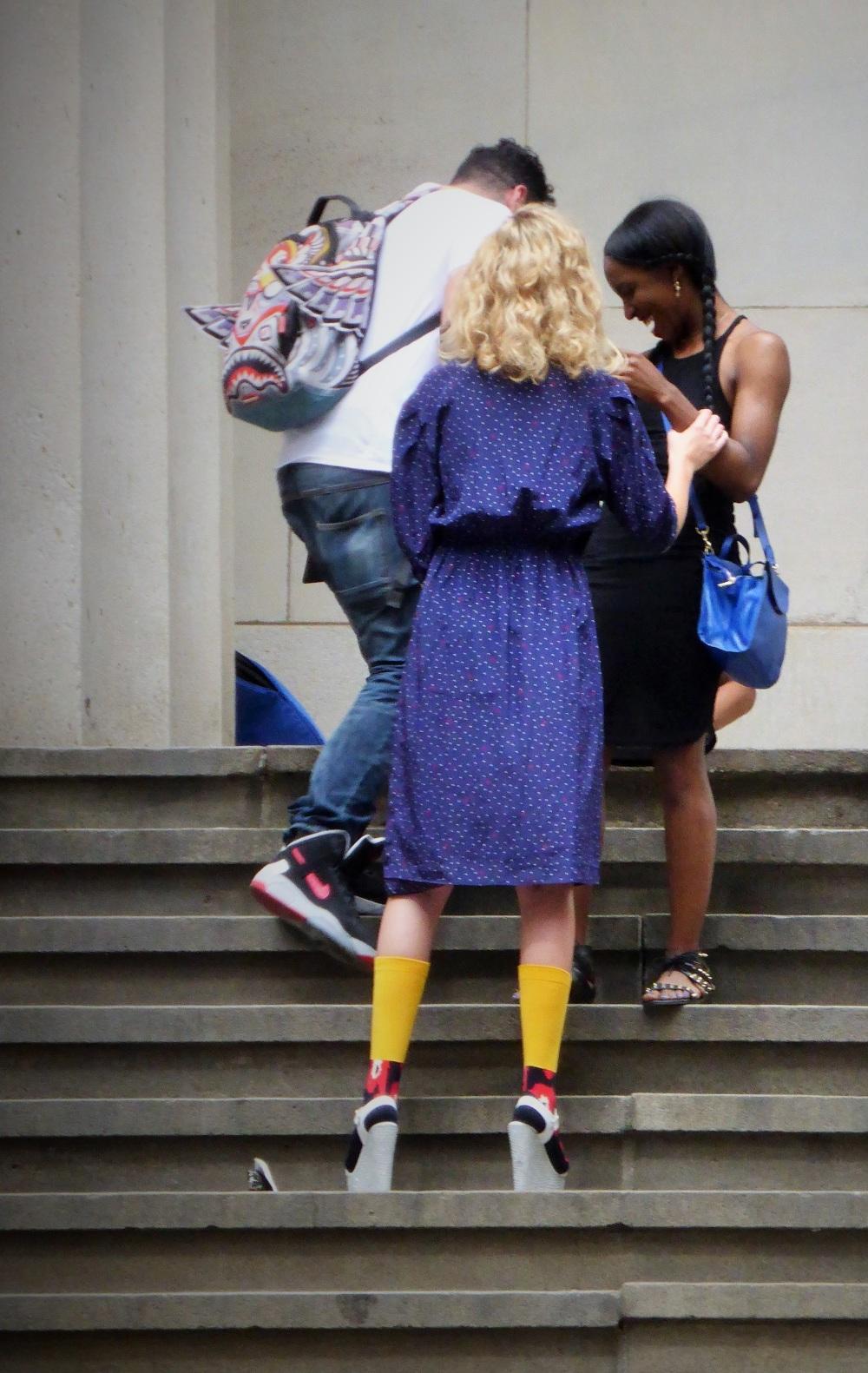 MON AUTRE REGARD SUR NEW-YORK : People ...