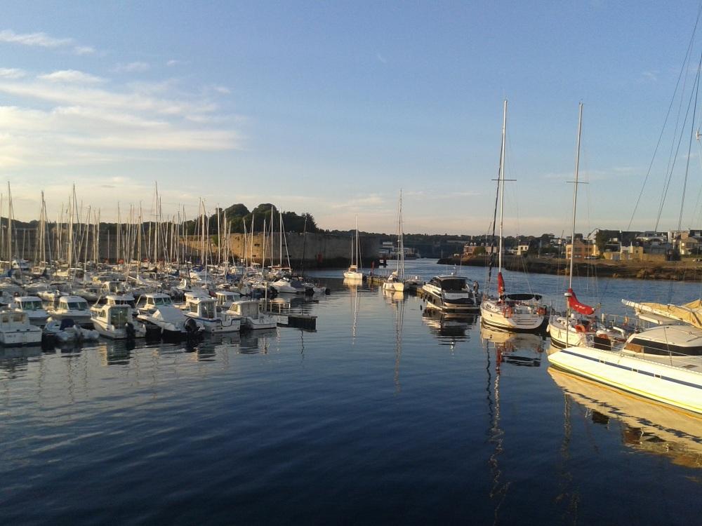 Un peu de Bretagne : Concarneau