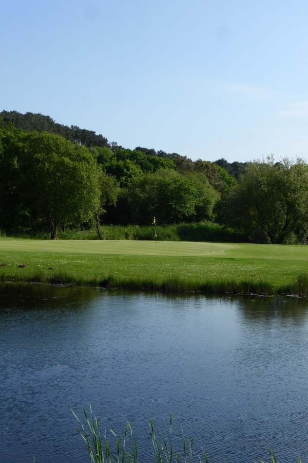 Golf et nature ....