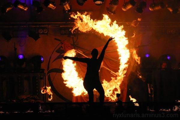 fire artists