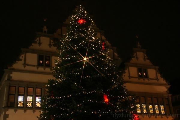 christmastree, fairy lights, Crossfilter
