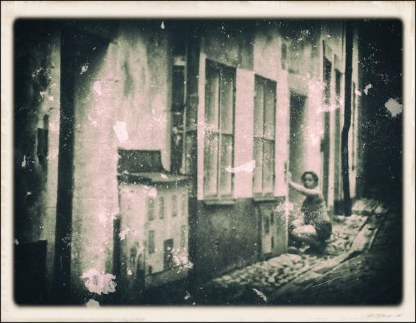 Les vieux quartiers