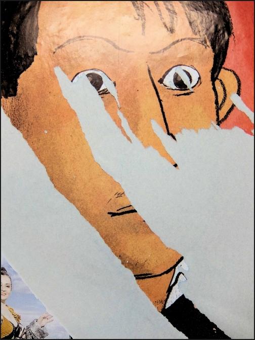 Picasso période larmes