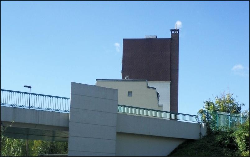 La cheminée à nuages