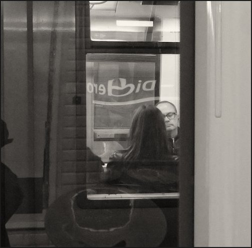 Entre deux gares