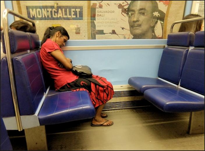 La Gallet de Dali ...