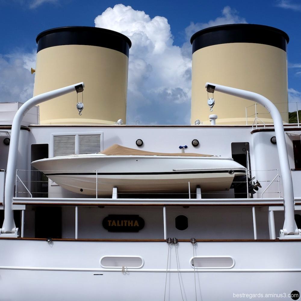 marine moderne et ancienne