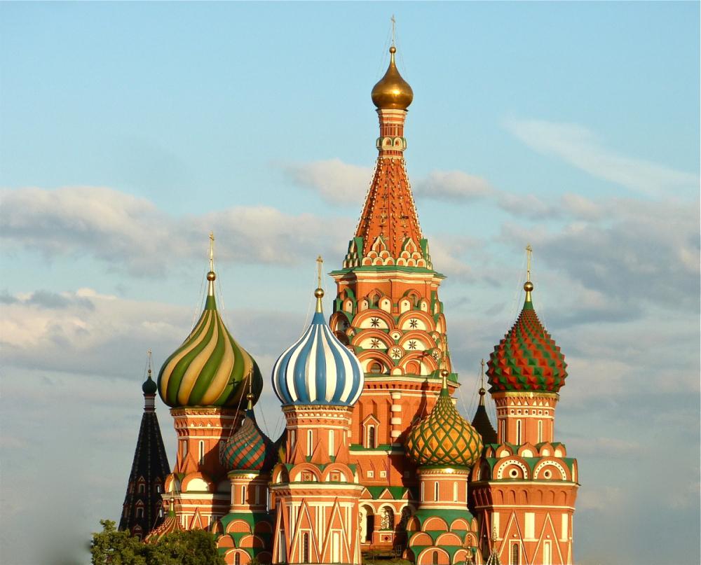 """Ice Cream"" Moscow style"