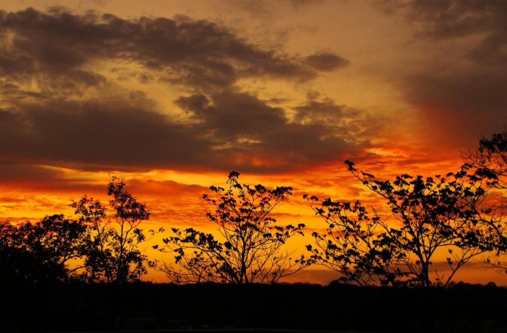 Sunset, Hingham, Massachusetts