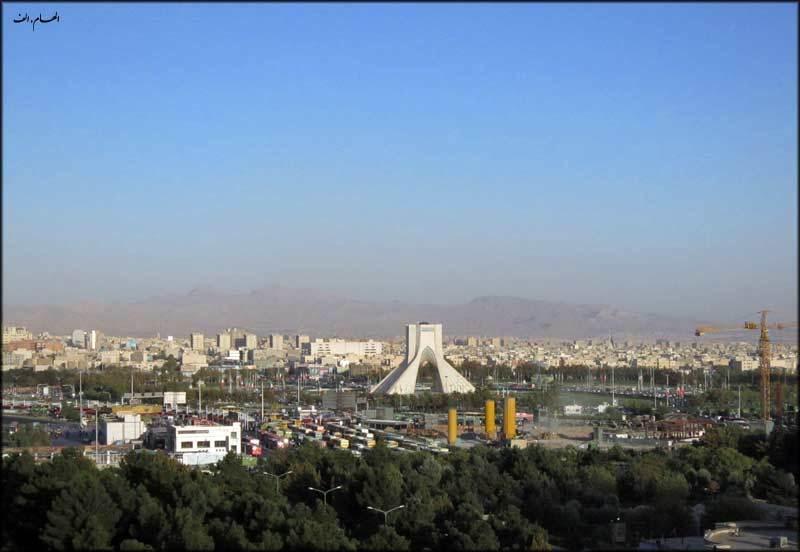 Tehran ..