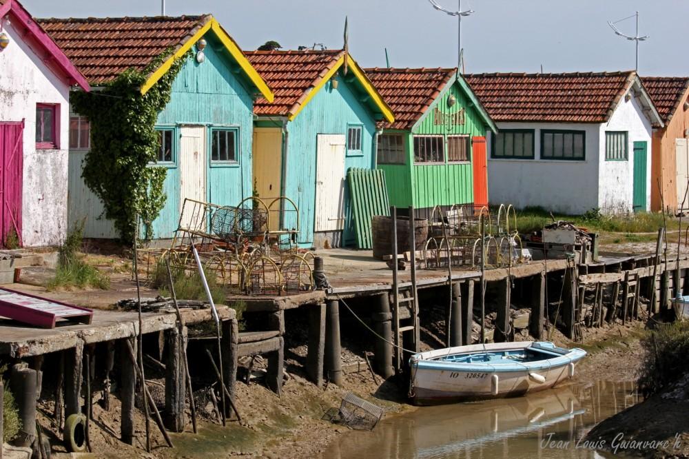 Cabanes ostréicoles