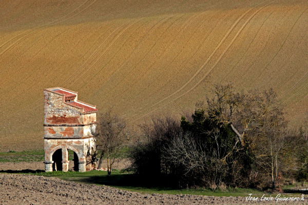 Le pigeonnier / The dovecote