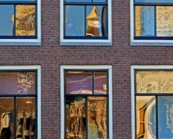 Fenêtres d'Amsterdam (2) / Windows of Amsterdam