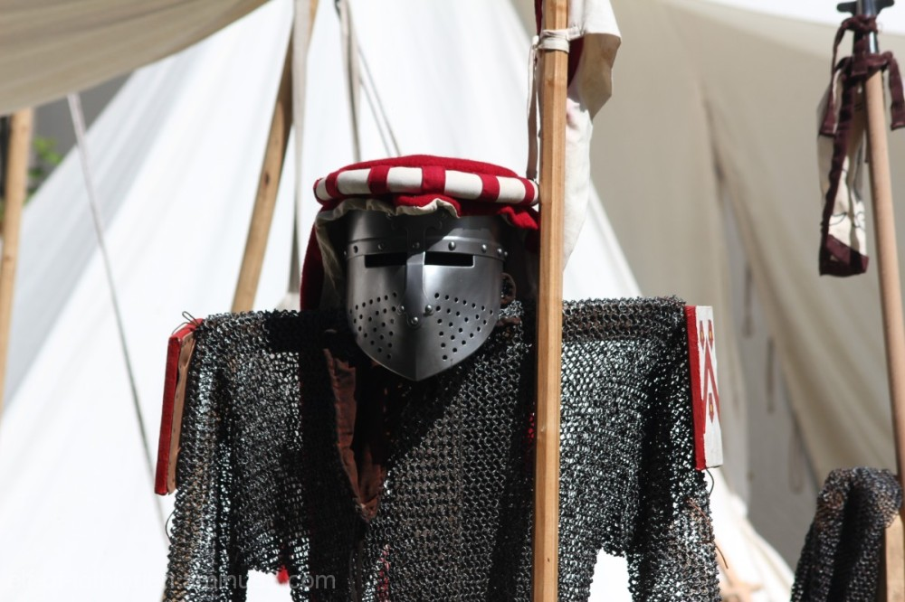 knights armour