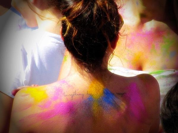 Skin colors