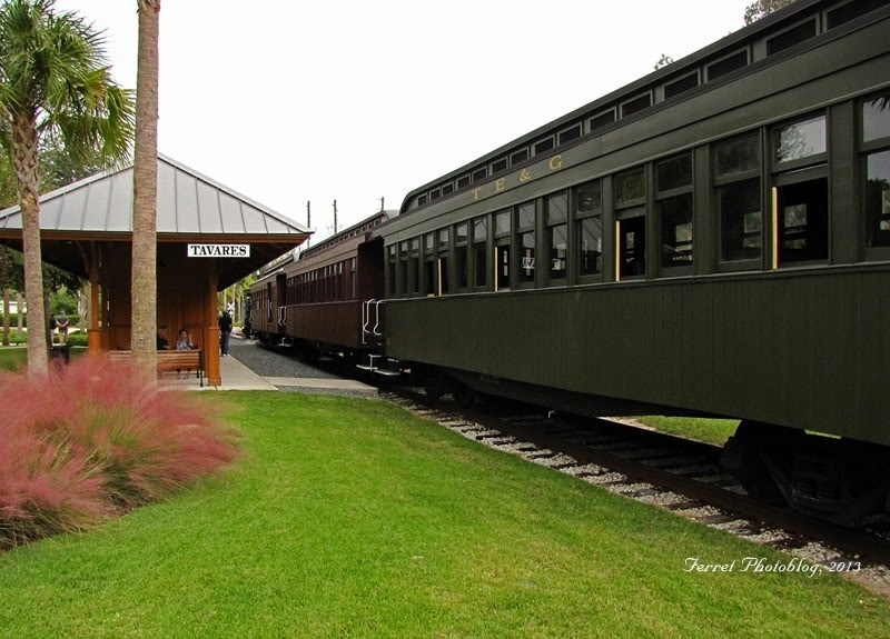 1915 Passenger Coaches - Orange Blossom Cannonball