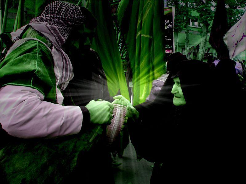 سقاي دشت كربلا/Mourning of Imam Hussain2