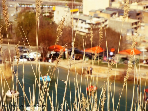 Borojerd city