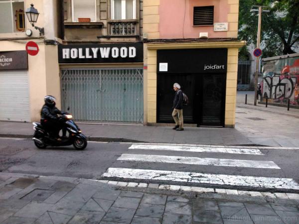 Slice of life type street photography, Barcelona.