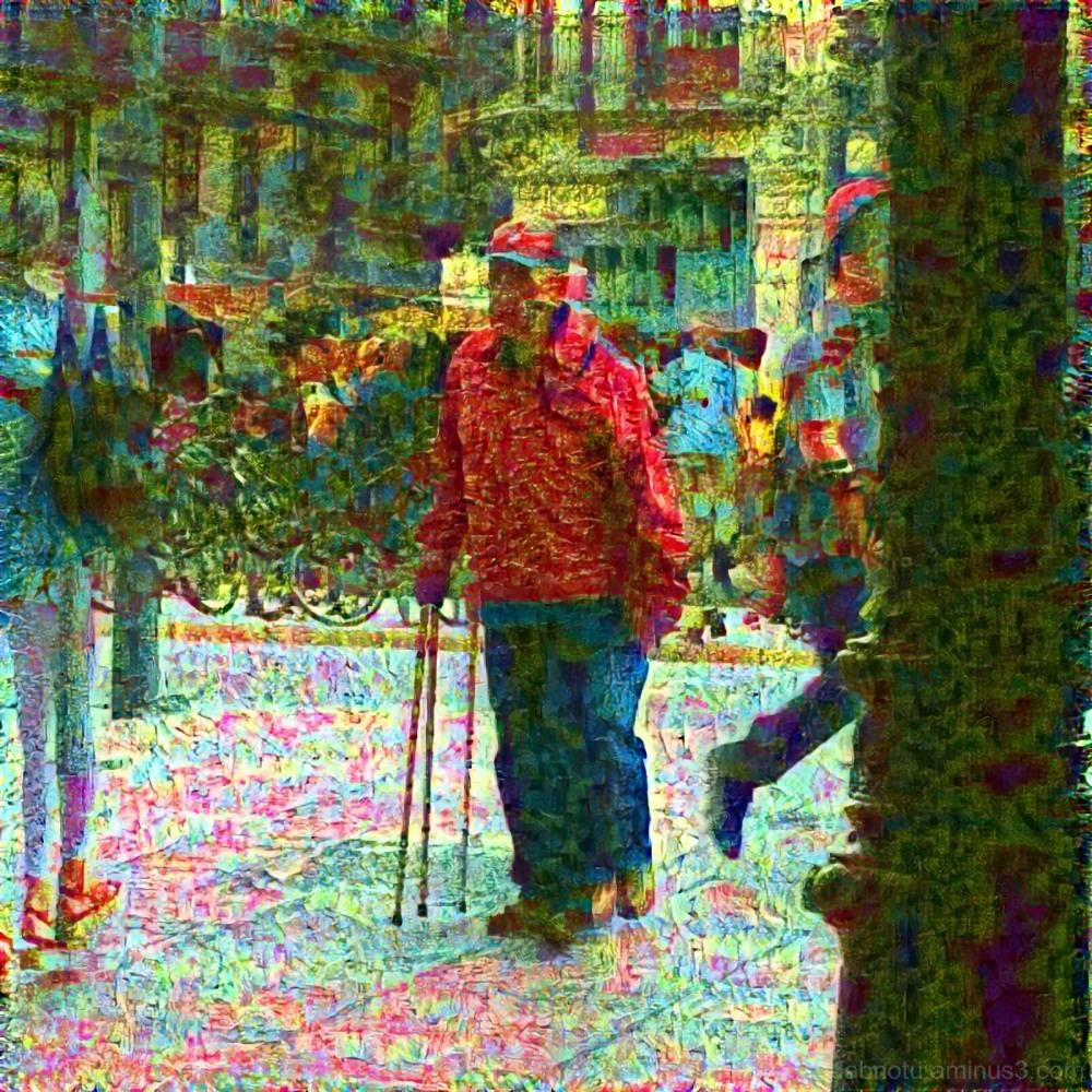 Barcelona digital street photography + Dreamscope!