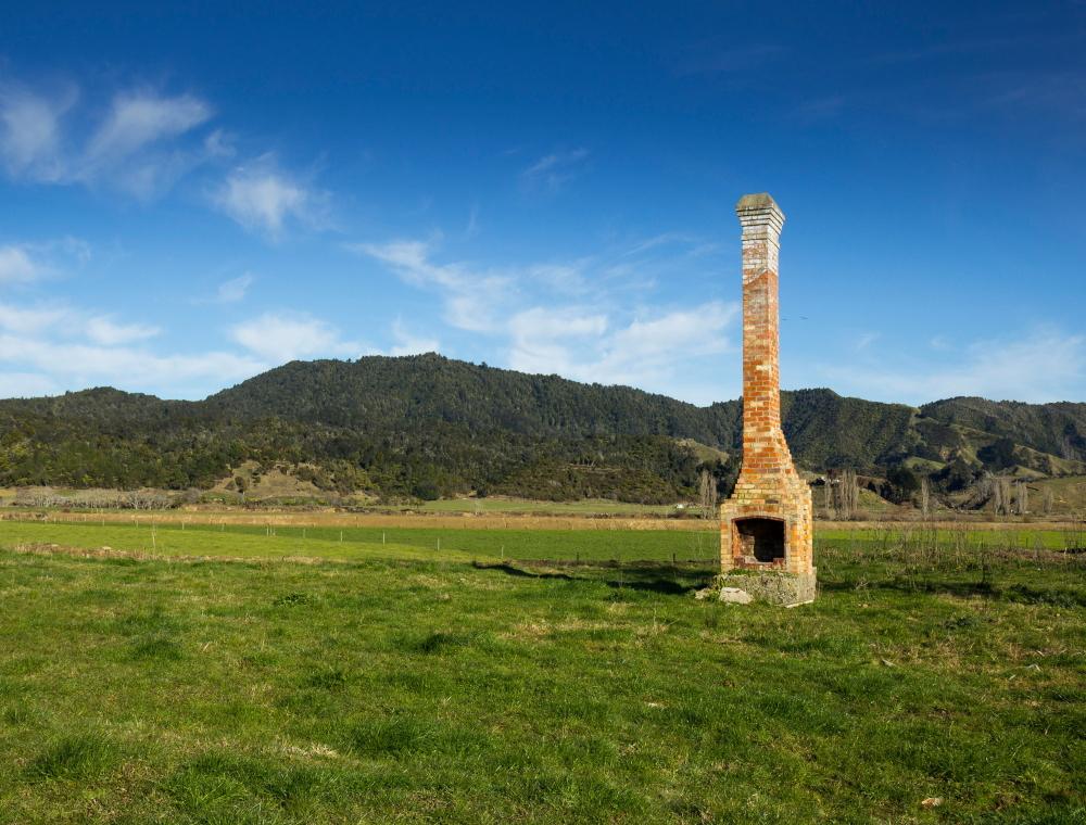 chimney stack opotiki new zealand
