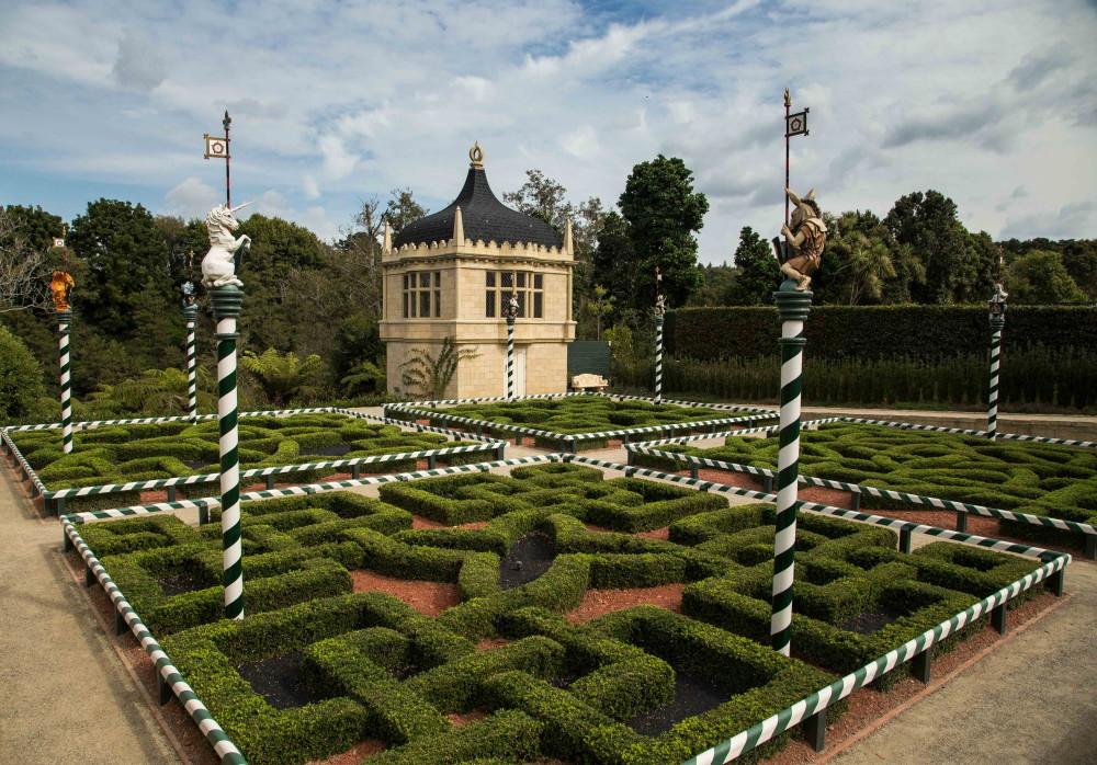 Tudor Garden Hamilton
