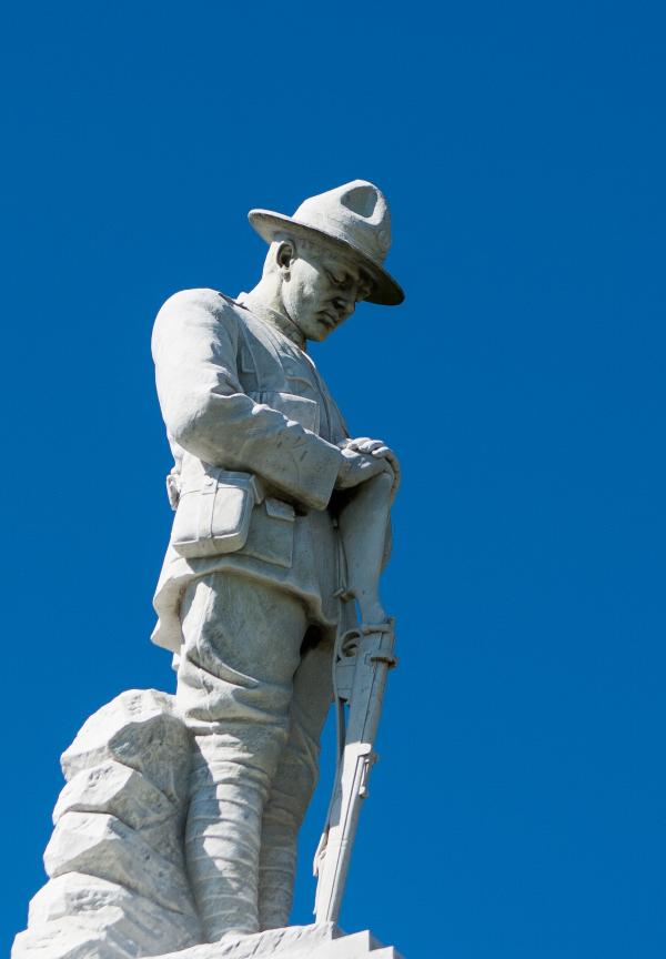 Anzac Day Gisborne