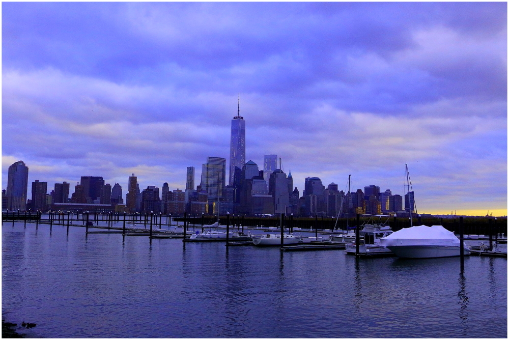 World Trade Center view