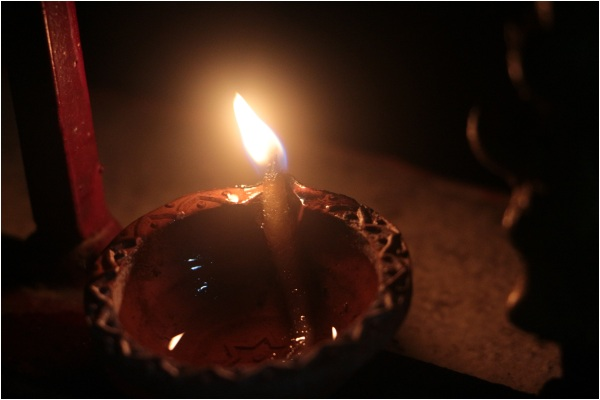 Happy Diwali Diya
