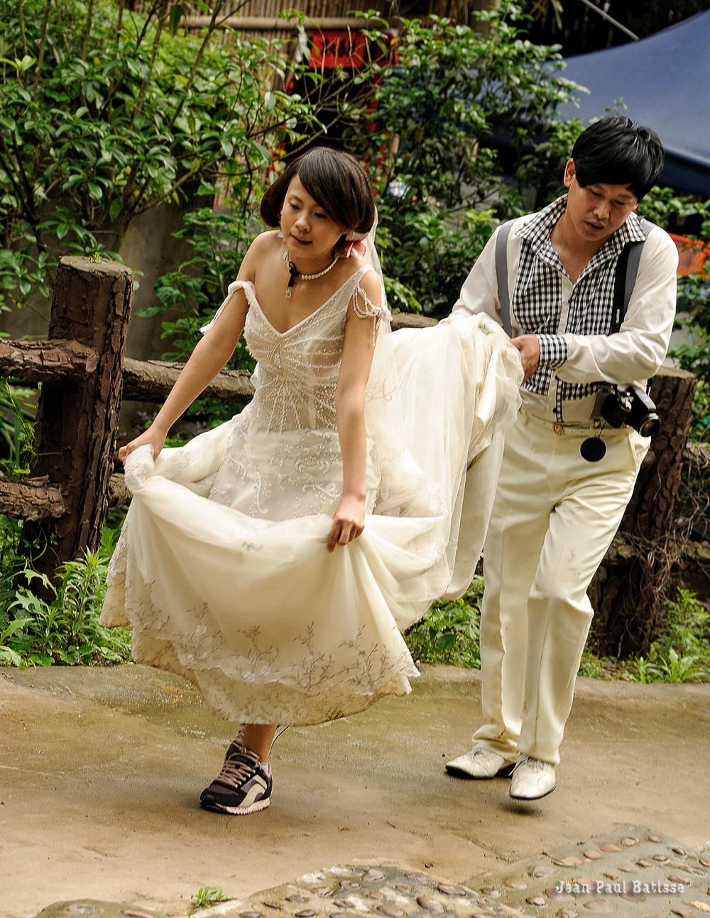 Mariage des champs