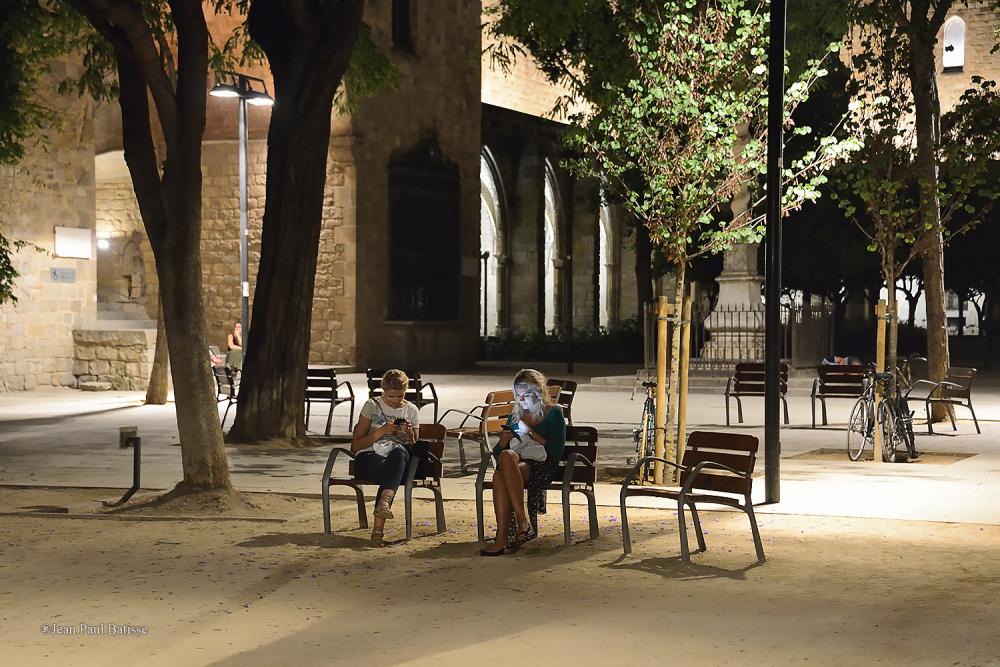Le soir au patio 2