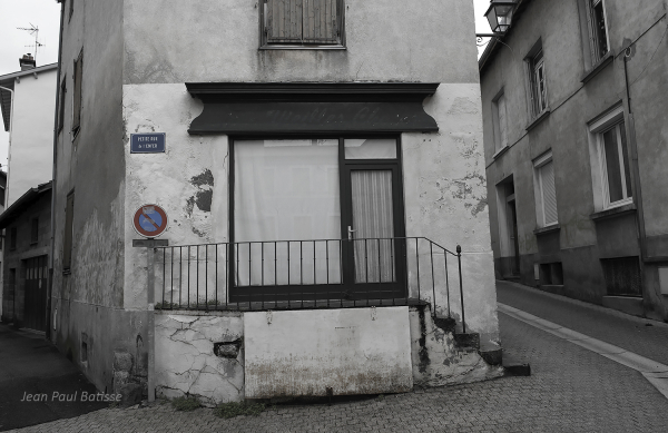Petite rue de l'enfer