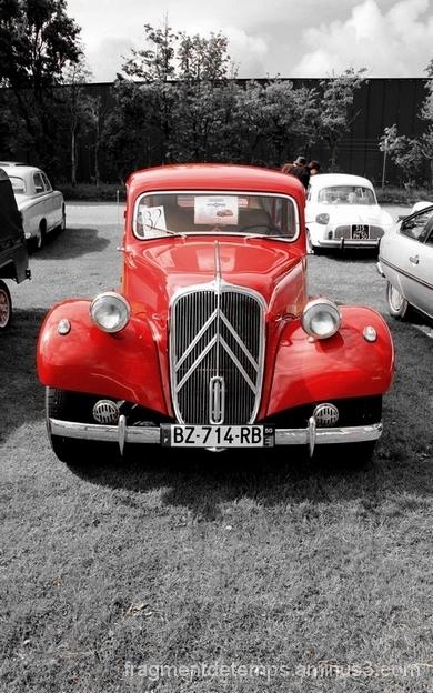 Citroën 11b familiale