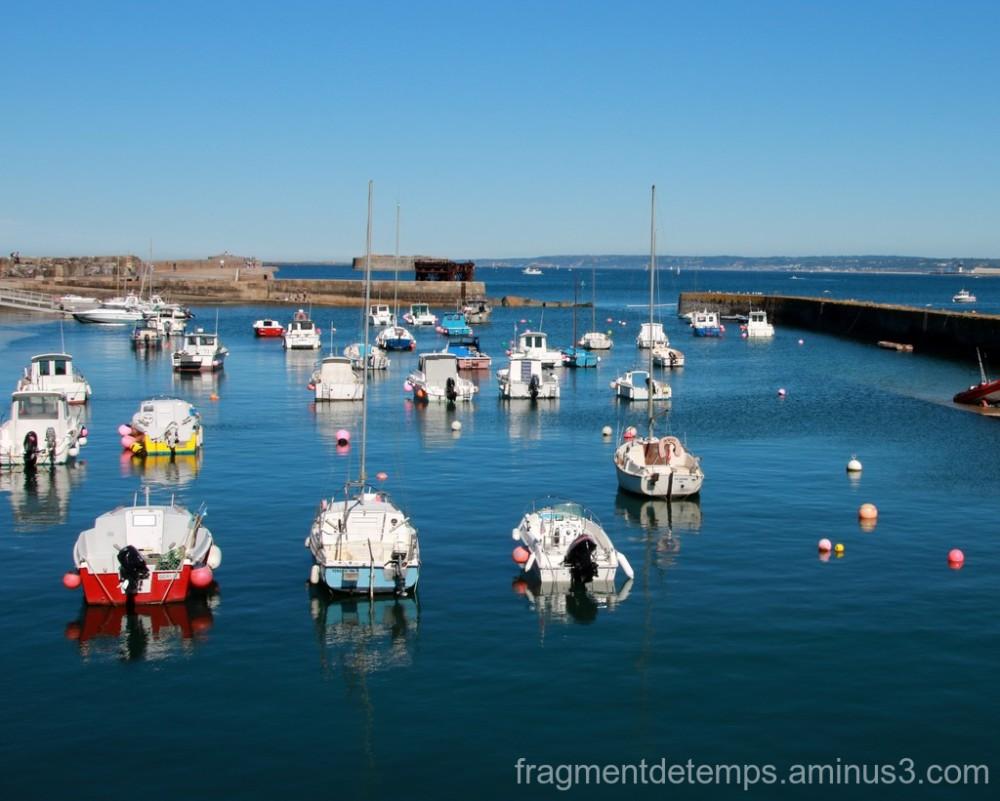 Le port de Querqueville