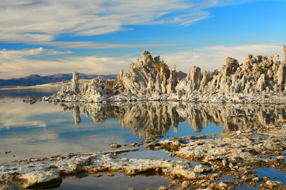Mono Lake, South Tufa Reflections