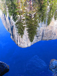 Reflections of El Capitan, Yosemite National Park