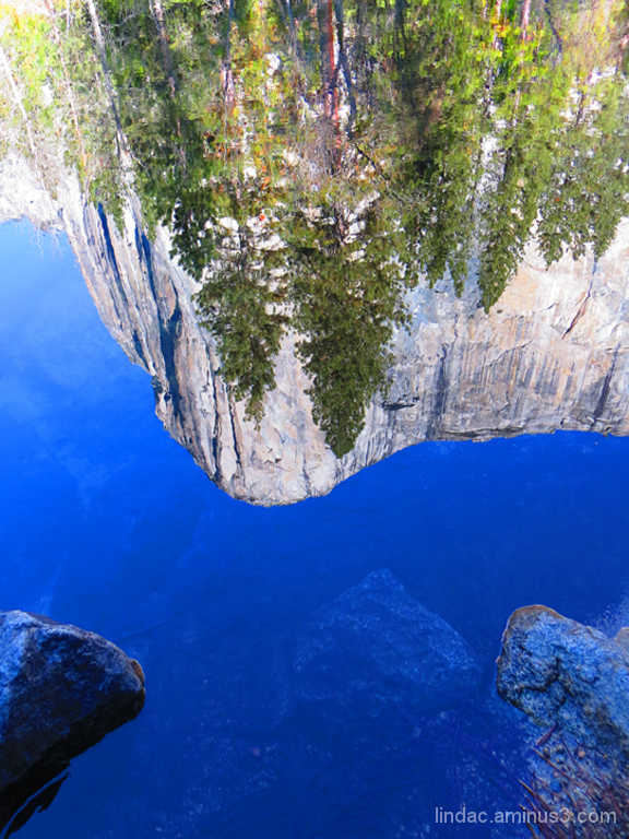 Reflections of El Capitan, Yosemite National Park