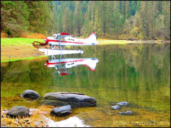 Alaska, Mountain Air