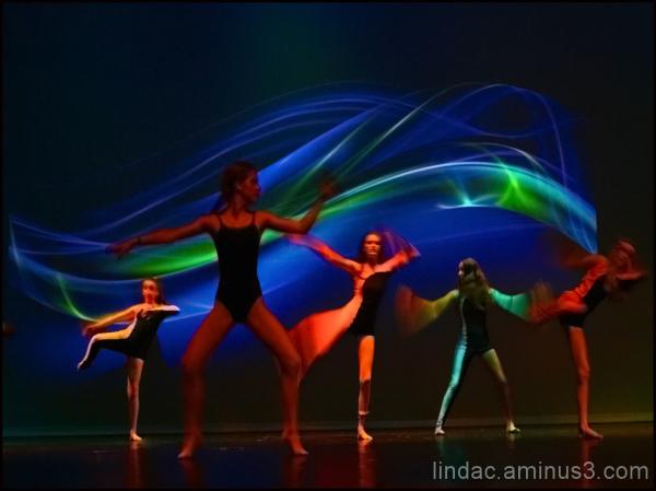 Contemporary Ballerina's